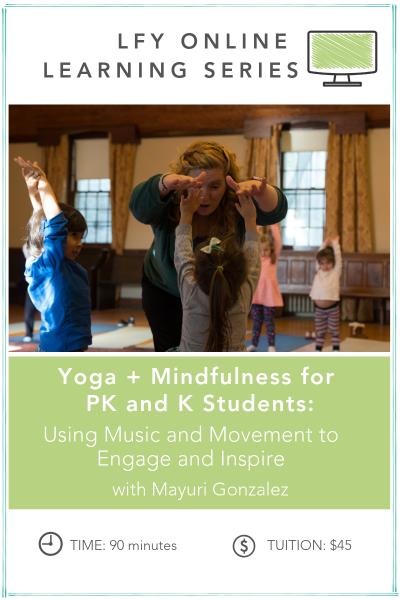 The School Yoga Project - Little Flower Yoga